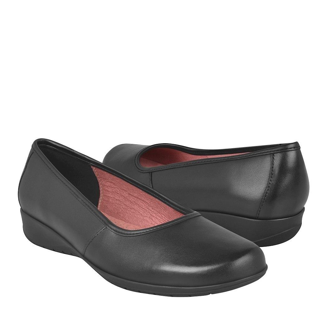 tienda de liquidación 61414 5a741 pappomania.com : zapatos de vestir para dama flexi 35801 negro