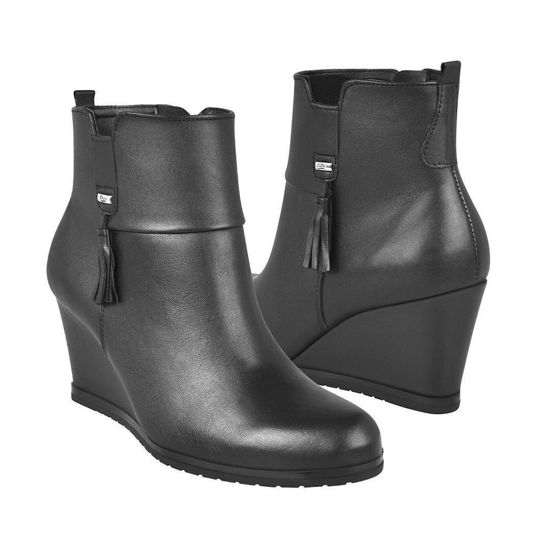 211aee182e ... botas de vestir para dama flexi 45911 negro -C190303-6 ...