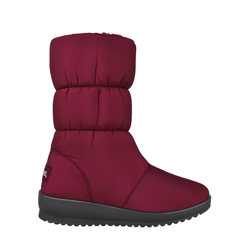 f6a50a08370 ... botas de invierno para dama furor 14034 vino -C364060-2 ...