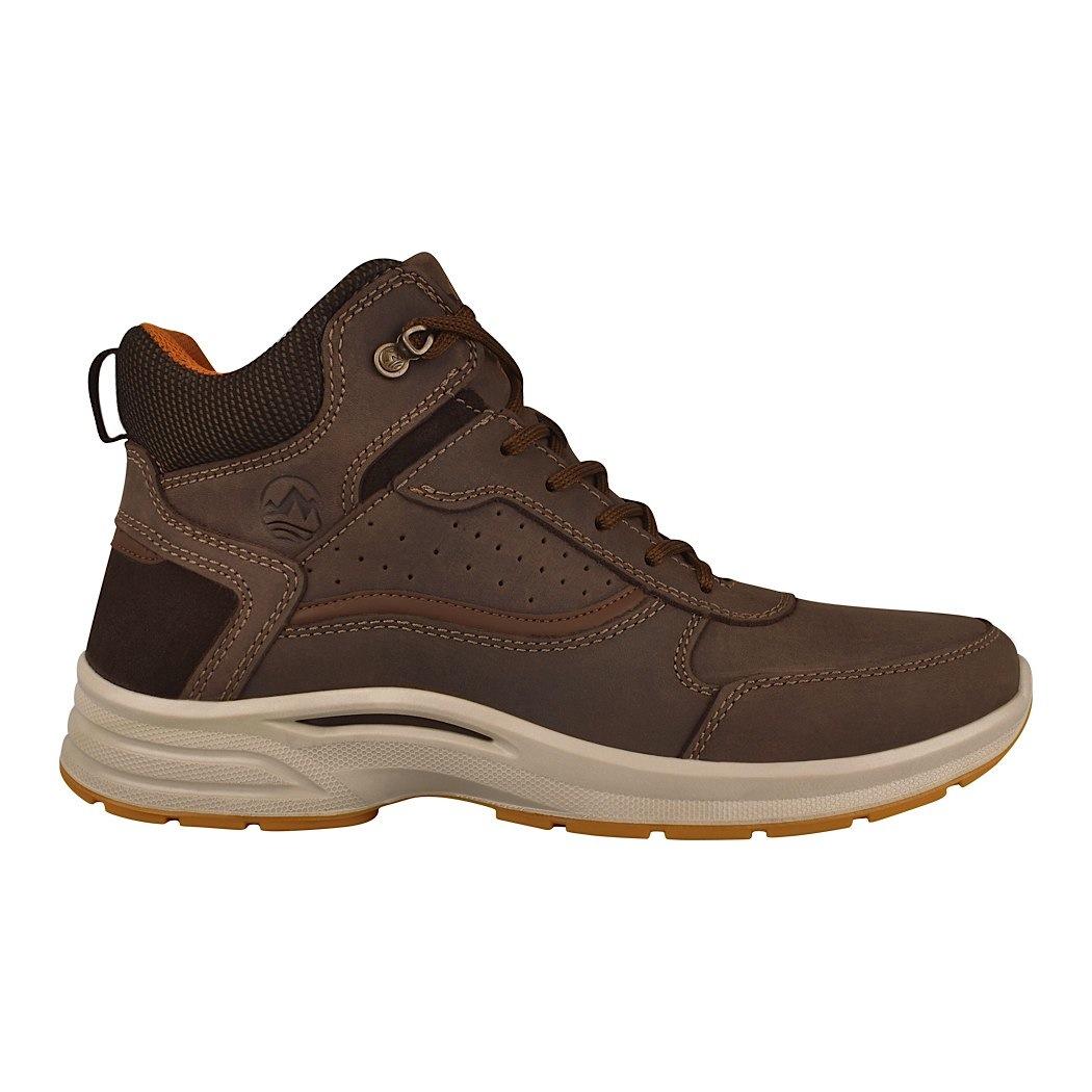 ac4b9dd31f2 ... botas casuales para caballero flexi 79802 piel chocolate -D190141- ...