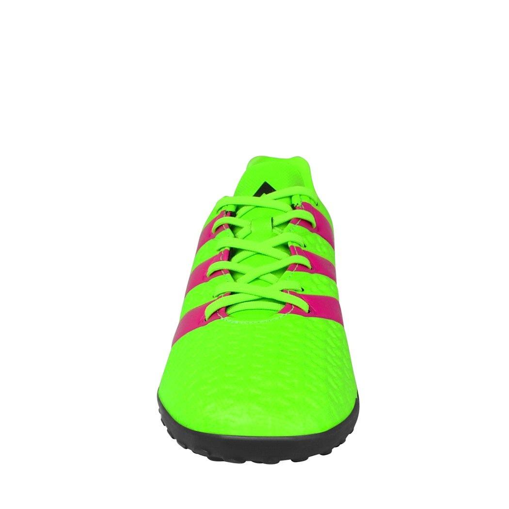 d79a6eda978ba zapatos de fútbol adidas para hombre simipiel verde con rosa af5057  -R239346-1 ...