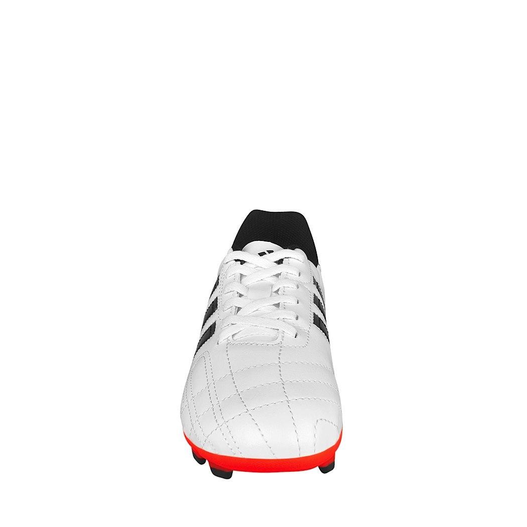 eb54d08b75015 pappomania.com   tenis de futbol niño adidas q33540 simipiel blanco ...