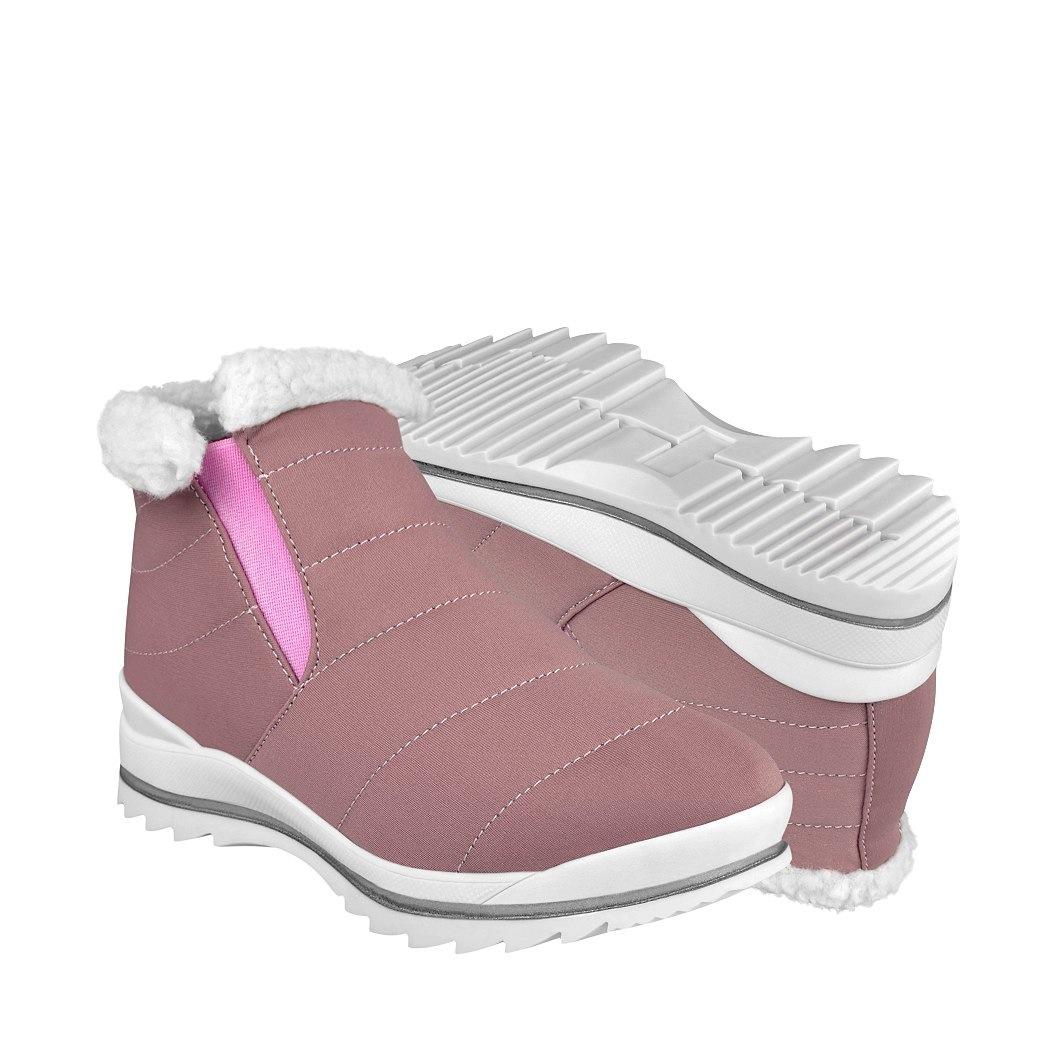 297e7e2c570 ... botas de invierno para dama stylo 8501 rosa -R328077-1 ...