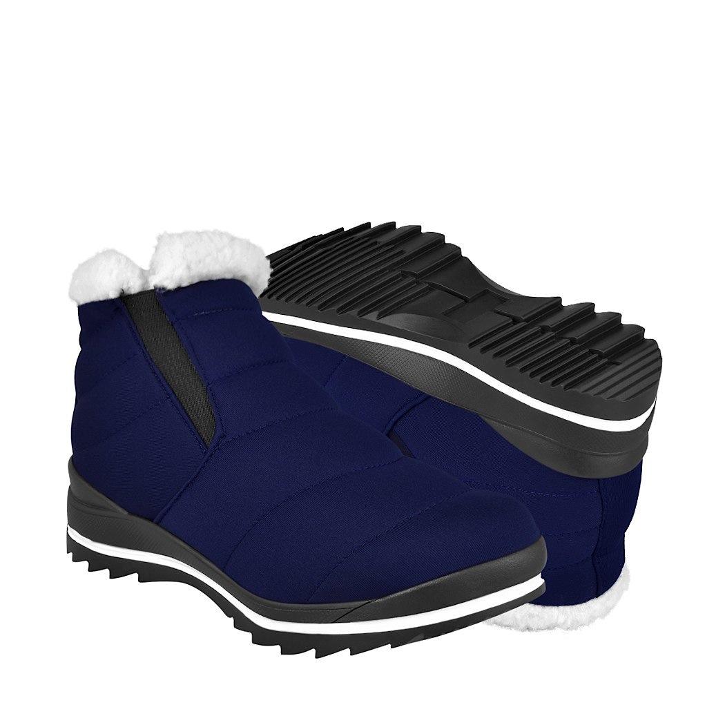 d2c9be86396 ... botas de invierno para dama stylo 8501 marino -R328077- ...