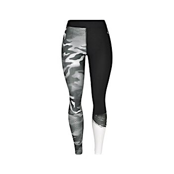 Leggings dama reebok os comp tight bk3142 textil gris