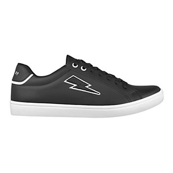 tenis casuales hombre what´s up 172589 simipiel negro-R130589-1