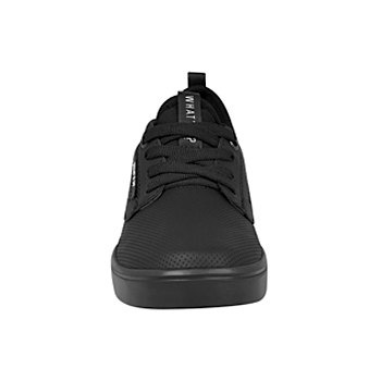 Tenis casuales para niño what´s up 0191-55 negro
